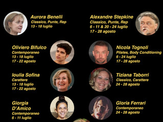 Ticino Summer Intensive 2020