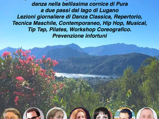 Ticino Summer Intensive 2018