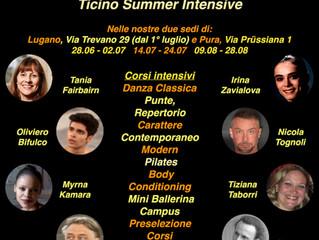 Ticino Summer Intensive 2021