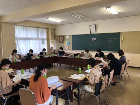 三勲学区交通安全母の会 理事会