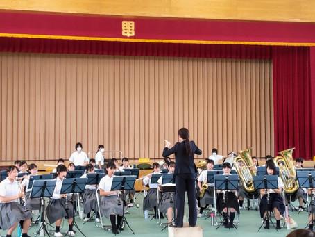 吹奏楽部校内発表会