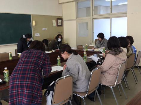 三勲学区交通安全母の会