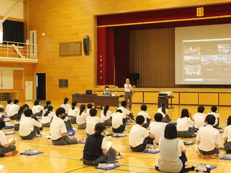 6/23・30 ER 平和学習(平和講演会)