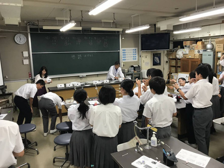 夏休み科学実験教室『長い吹き矢、短い吹き矢』~継続は力なり~