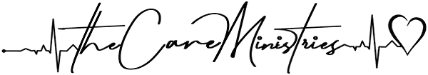 The Cave Ministries Logo (Black with Whi