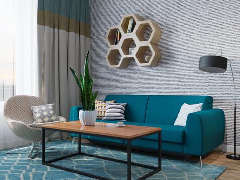 Как три комнаты превратили в четыре: проект в Москве