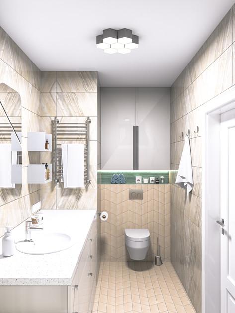 Как увеличить ванную без перепланировки: опыт профи