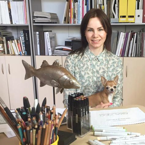 Весь март! Цикл статей от Ирины Кривцовой в инстаграм блоге @artclub.axia