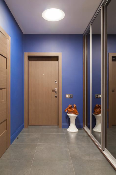 Дизайн одной стильной московской квартиры