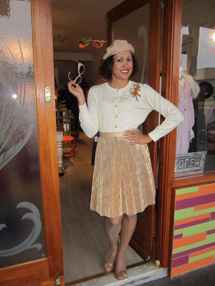 Model Miss Lady Salsa