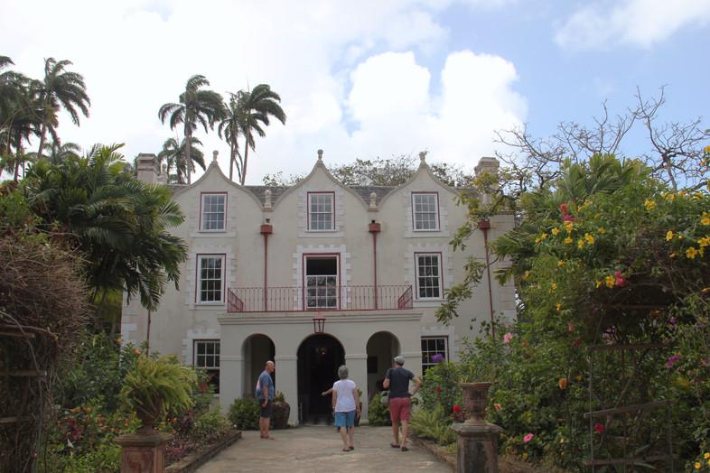 Caribbean day trip #3 St Nicholas Abbey