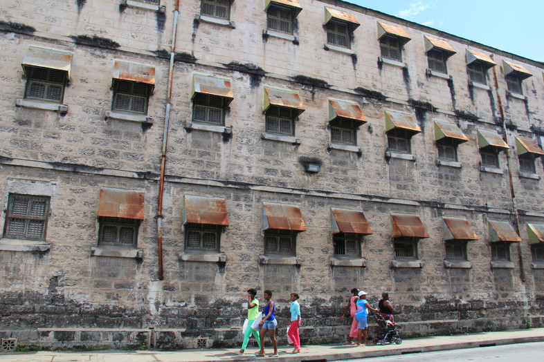 From the archives: Caribbean day trip #1 A walk in Bridgetown