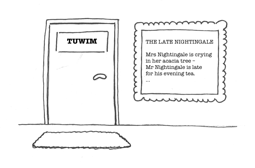 TUWIM nightingale