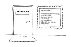 BRZECHWA wacky