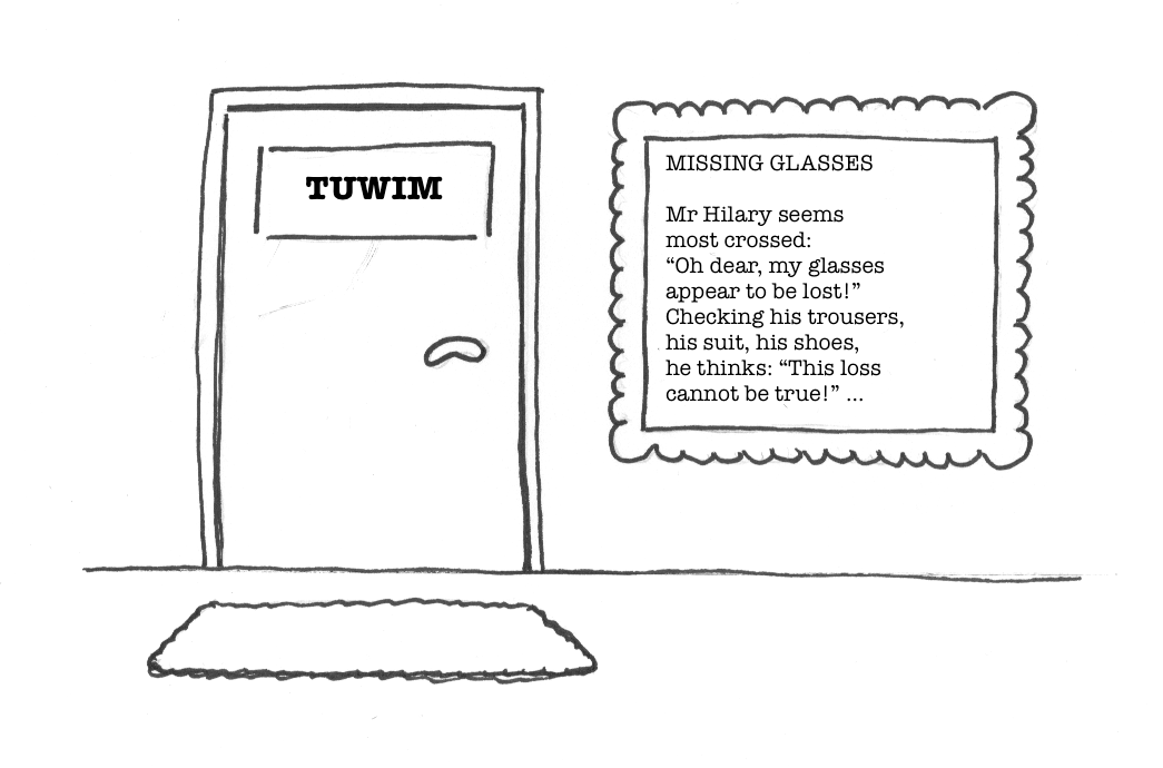TUWIM glasses