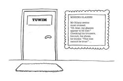 TUWIM glasses