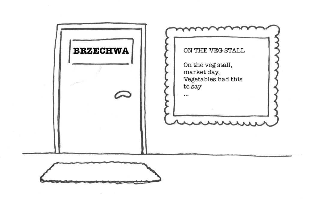 BRZECHWA stall