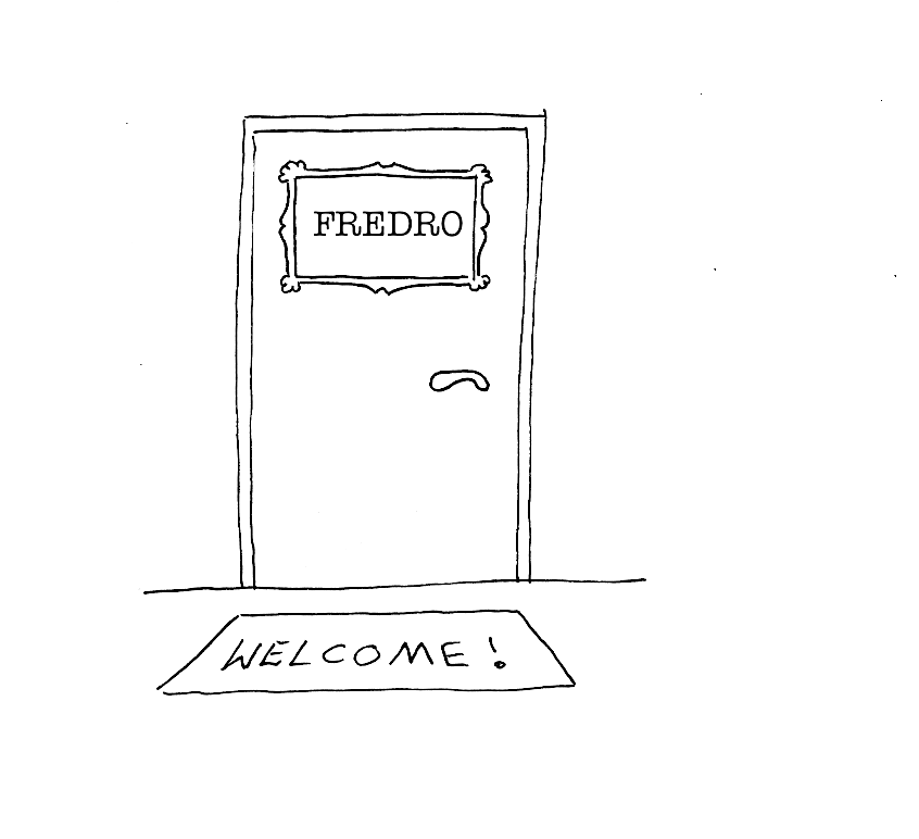 DOOR TEST FREDRO
