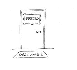 DOOR TEST FREDRO