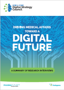 Driving Medical Affairs Toward A Digital Future