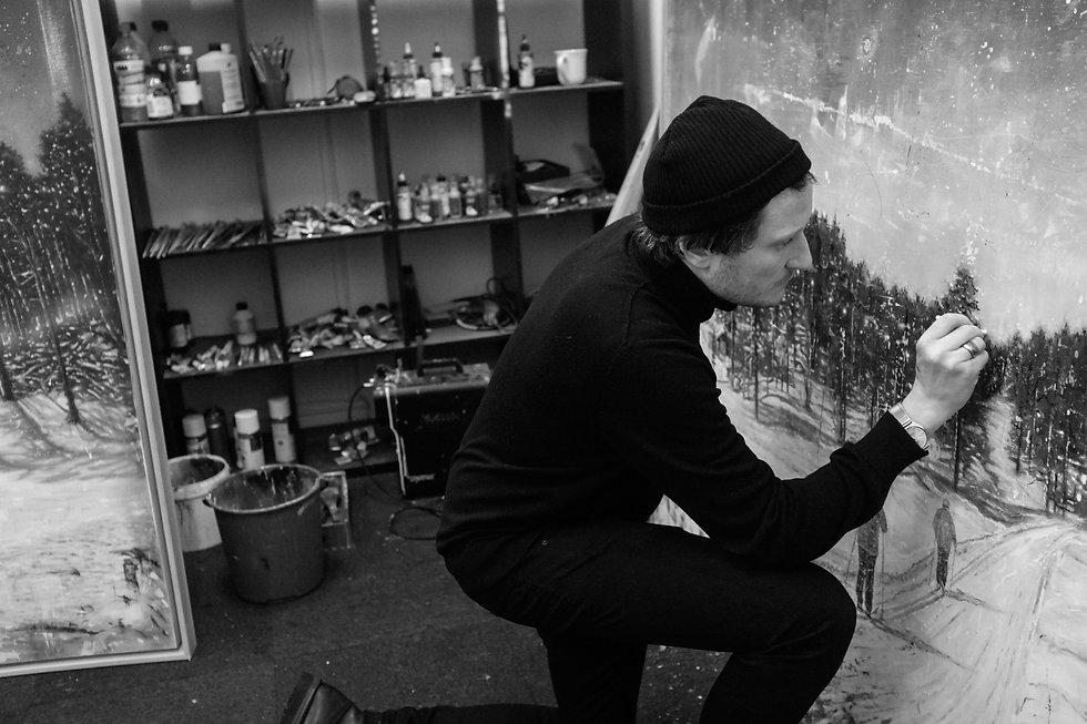 Henrik Kleppe Worm-Müller | Norwegian Artist