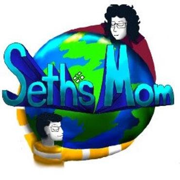 Seth's Mom Logo