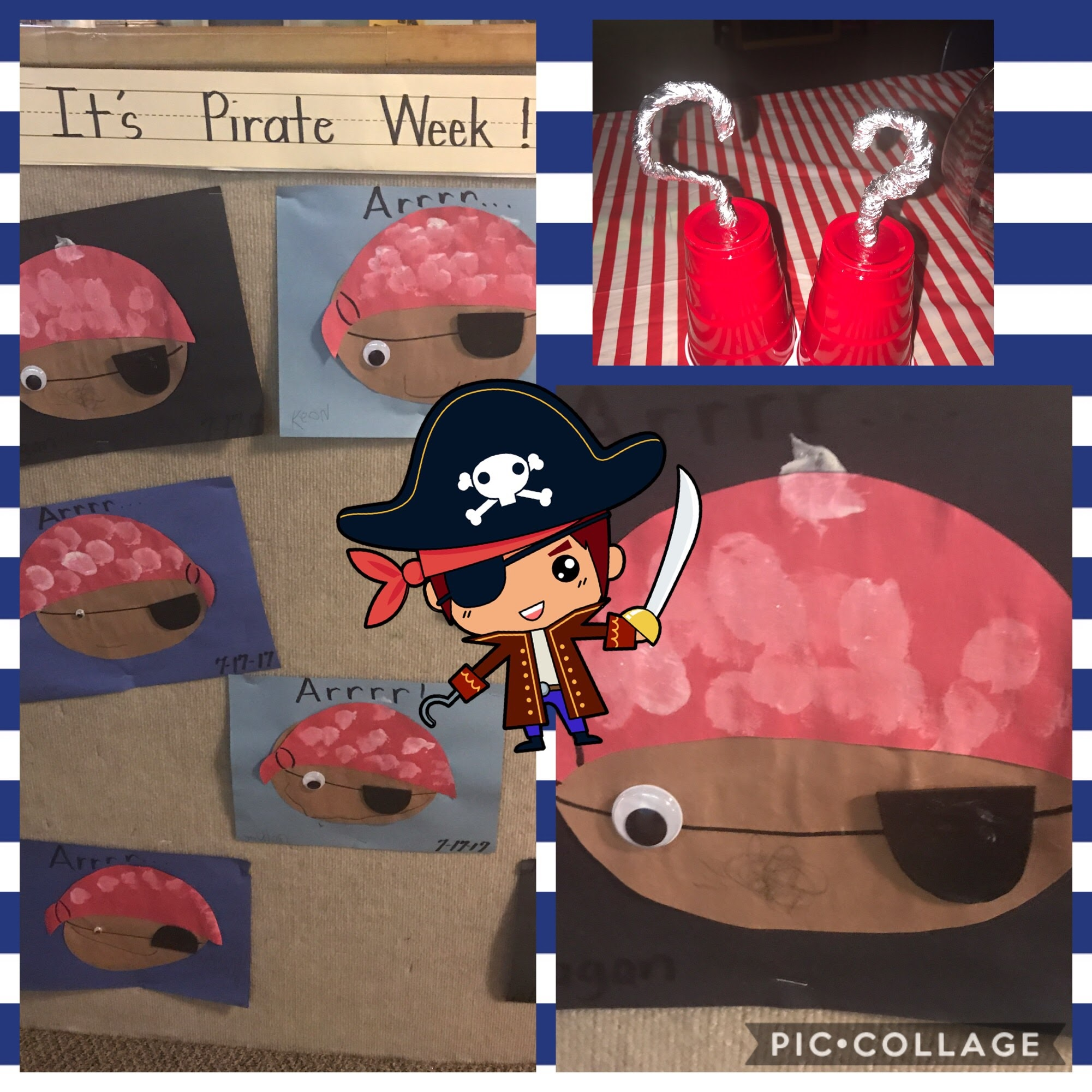 Pirate Week 2017