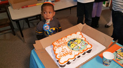 Birthday Party Picture
