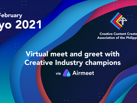 Ma-A'YOng buntag! SIKAP hosts virtual event with creative industry champions