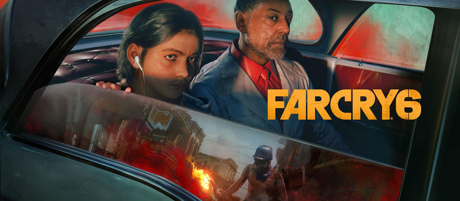 Far Cry 6 Yara Edition (PS4)