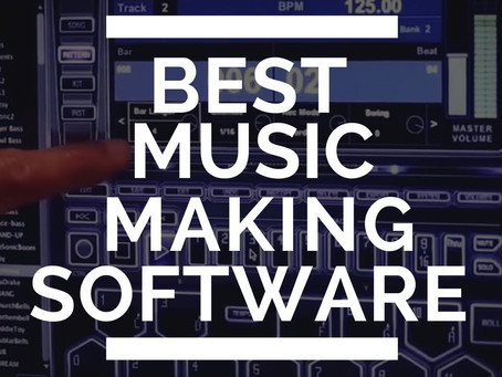 Top 5 music making software for pc