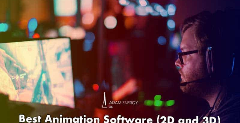 Top 5 best animation software