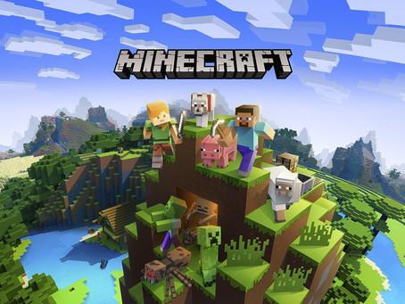 Minecraft Bedrock Ed. (PS4)