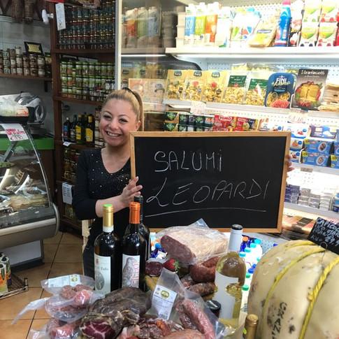 Raffaella Citta' Napoli
