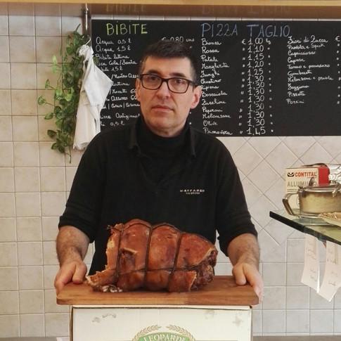 Roberto Citta' Roma