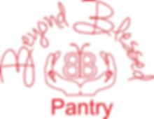 Beyond Blessed Logo
