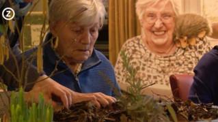 Natuurkoffer: 'Ik weet nu weer hoe lavendel ruikt'
