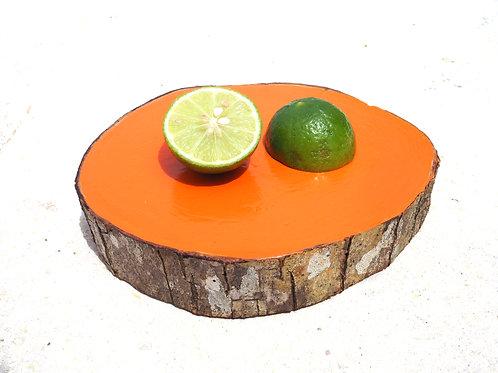 Fuchsia / Orange Cocktail Chopping Board