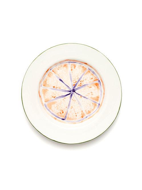 Grapefruit Plate