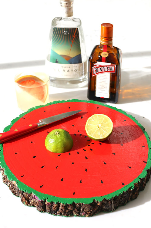 Large Watermelon Party Board