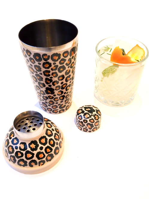 Shirley Cocktail Shaker