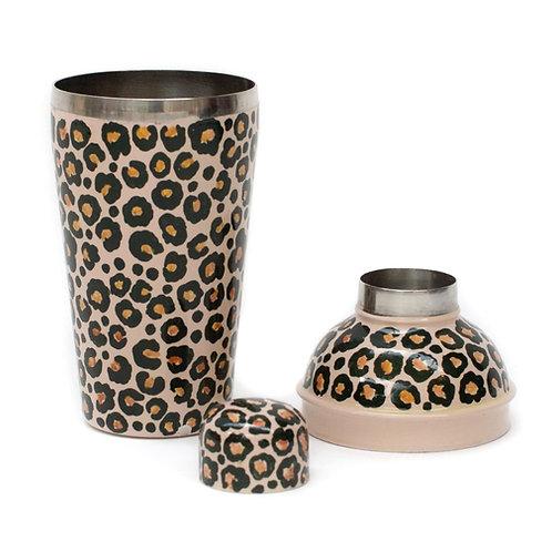 Leopard Cocktail Shaker