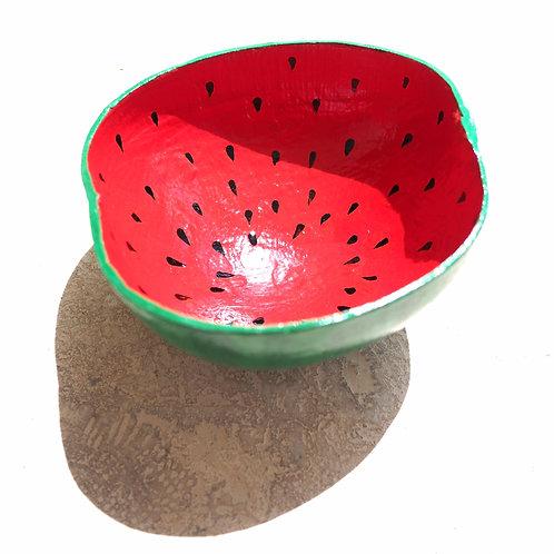 Watermelon Calabash Bowl