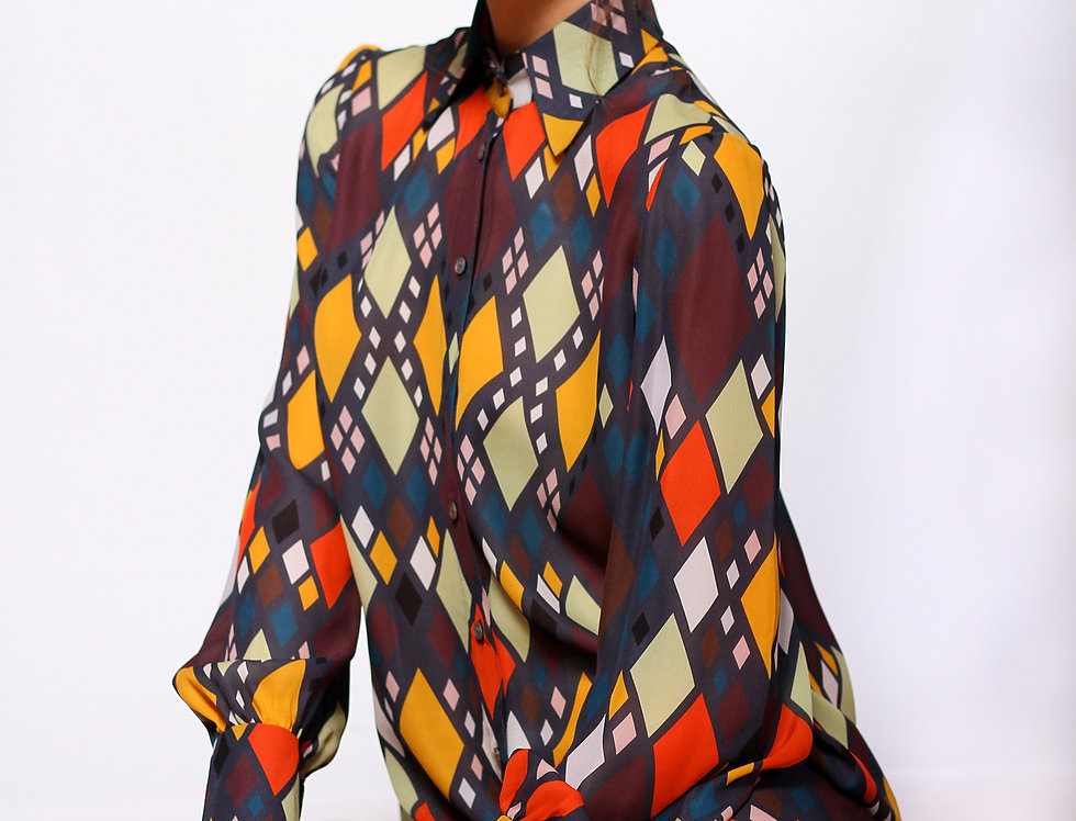 Perkeo Shirt Dress