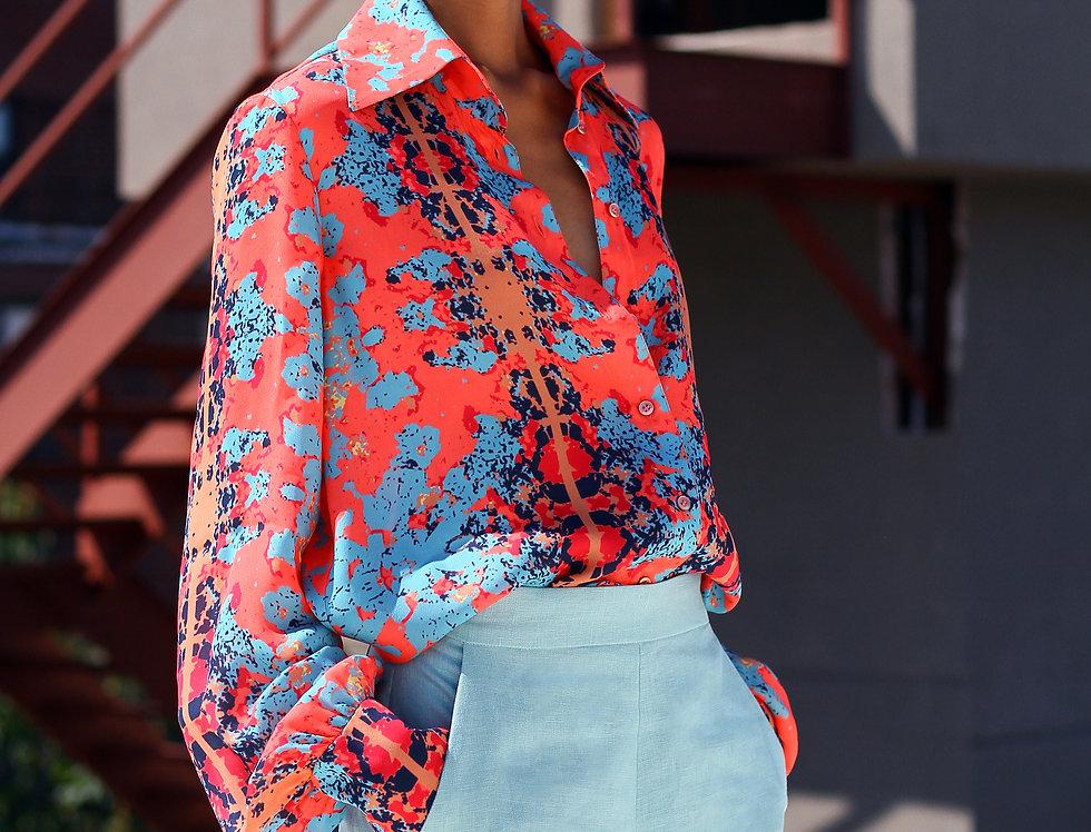 Ogun Silk Blouse
