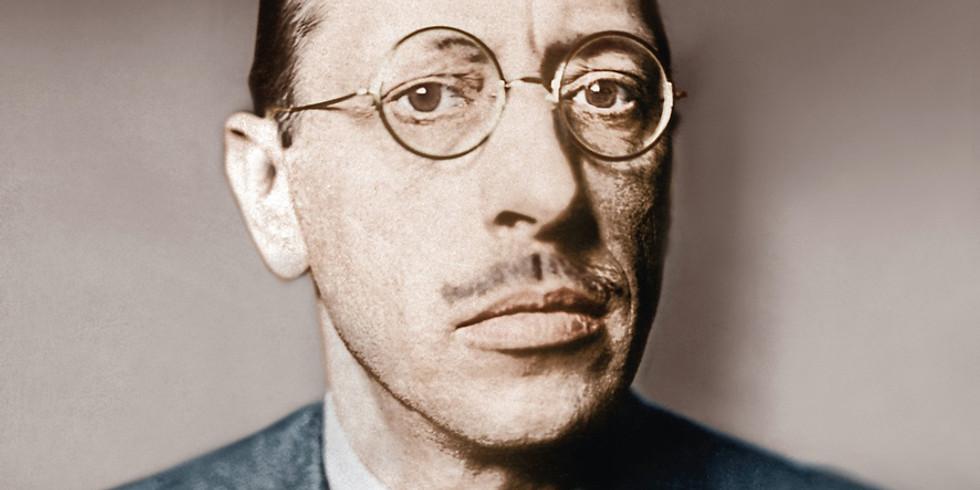 Tweeluik: Stravinsky (deel 1 - zijn leven)