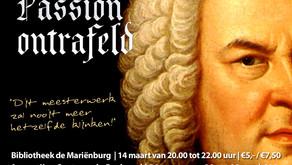 Luisterlezing 'Matthäus-Passion'