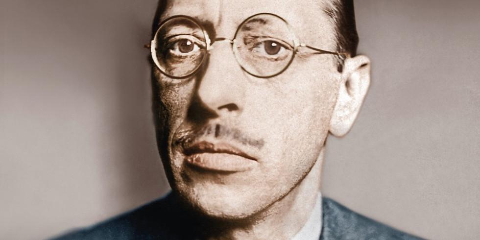 Tweeluik: Stravinsky (deel 2 - zijn werk)