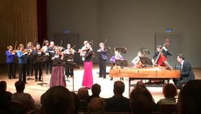 Concert HGO: Bach en Van Wassenaer
