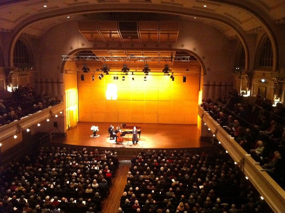 Concert in de Vereeniging